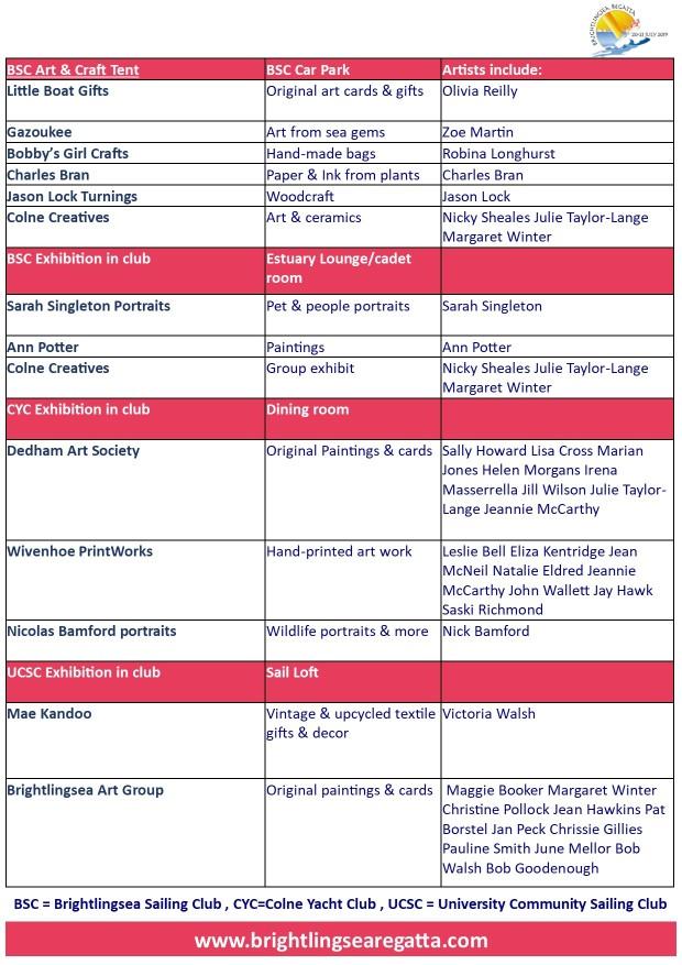 Arts&CraftsRegatta 2 page leaflet page 2 10519